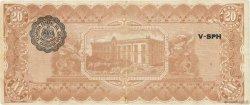 20 Pesos MEXIQUE  1915 PS.0537a TTB
