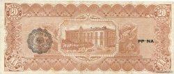 20 Pesos MEXIQUE  1915 PS.0537b TTB