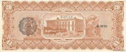 20 Pesos MEXIQUE  1915 PS.0537b SUP+
