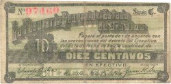 10 Centavos MEXIQUE  1914 PS.1022 pr.TB