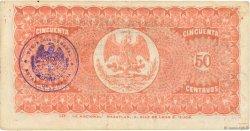 50 Centavos MEXIQUE  1914 PS.1025 TTB