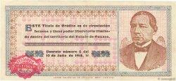 10 Pesos MEXIQUE  1915 PS.0957b TTB