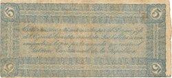5 Pesos MEXIQUE  1914 PS.0732a TB