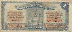 1 Peso MEXIQUE  1915 PS.0881 pr.TTB