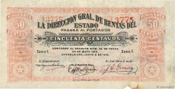 50 Centavos MEXIQUE  1915 PS.0859 pr.TTB