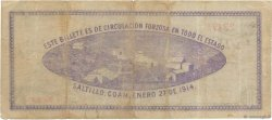 50 Centavos MEXIQUE  1914 PS.0644 TB