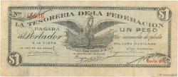 1 Peso MEXIQUE  1914 PS.0645 TB