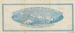 1 Peso MEXIQUE  1914 PS.0645 TTB+