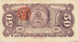 50 Centavos MEXIQUE  1915 PS.0882 TTB