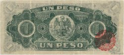 1 Peso MEXIQUE  1915 PS.0869 TTB