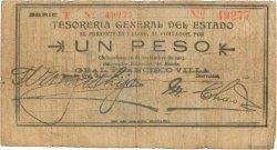 1 Peso MEXIQUE  1913 PS.0553b pr.B