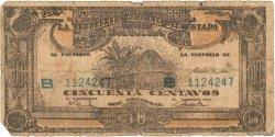 50 Centavos MEXIQUE  1916 PS.1134