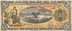 1 Peso MEXIQUE Veracruz 1915 PS.1101a TB+