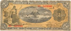 1 Peso MEXIQUE  1915 PS.1101a B