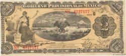 2 Pesos MEXIQUE  1915 PS.1103a SUP