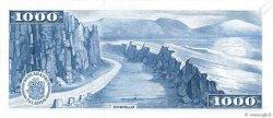 1000 Kronur ISLANDE  1961 P.46a pr.NEUF