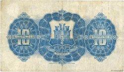 10 Shillings GIBRALTAR  1954 P.14c TB