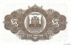 5 Pounds GIBRALTAR  1971 P.19b pr.NEUF