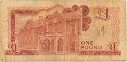 1 Pound GIBRALTAR  1979 P.20b B