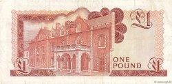 1 Pound GIBRALTAR  1983 P.20c TTB