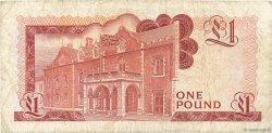 1 Pound GIBRALTAR  1986 P.20d B