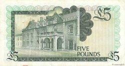 5 Pounds GIBRALTAR  1988 P.21b TB+