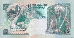 5 Pounds Sterling GIBRALTAR  1995 P.25a pr.NEUF