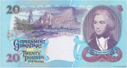 20 Pounds Sterling GIBRALTAR  1995 P.27a NEUF
