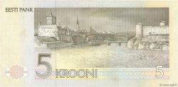 5 Krooni ESTONIE  1992 P.71b TTB