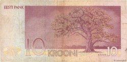 10 Krooni ESTONIE  1991 P.72a TB