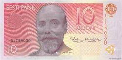 10 Krooni ESTONIE  1994 P.77a SPL