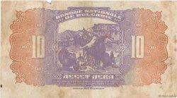 10 Leva BULGARIE  1922 P.035a TB