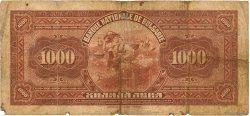 1000 Leva BULGARIE  1922 P.040a pr.TB