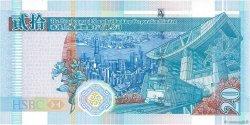 20 Dollars HONG KONG  2009 P.207f NEUF