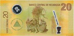 20 Cordobas NICARAGUA  2007 P.202b NEUF