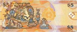 5 Dollars BAHAMAS  2013 P.72A NEUF