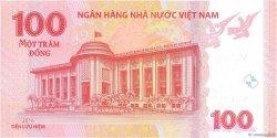 100 Dong VIET NAM  2016 P.New NEUF