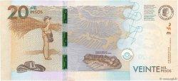 20000 Pesos COLOMBIE  2015 P.New NEUF