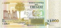 1000 Pesos Uruguayos URUGUAY  2011 P.091c NEUF