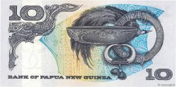 10 Kina PAPOUASIE NOUVELLE GUINÉE  1985 P.07 NEUF