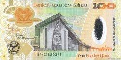 100 Kina PAPOUASIE NOUVELLE GUINÉE  2008 P.37a pr.NEUF