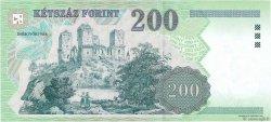 200 Forint HONGRIE  2007 P.187g NEUF