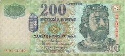 200 Forint HONGRIE  2007 P.187g TB