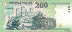 200 Forint HONGRIE  1998 P.178a SUP