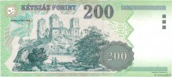 200 Forint HONGRIE  1998 P.178a SPL