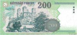 200 Forint HONGRIE  1998 P.178a NEUF
