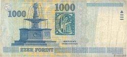 1000 Forint HONGRIE  1998 P.180a TB