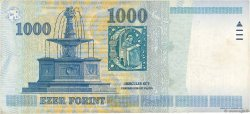 1000 Forint HONGRIE  1998 P.180a TTB