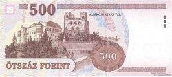 500 Forint HONGRIE  2001 P.188a NEUF