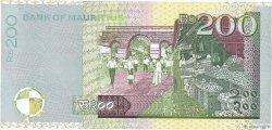 200 Rupees ÎLE MAURICE  2013 P.61b NEUF